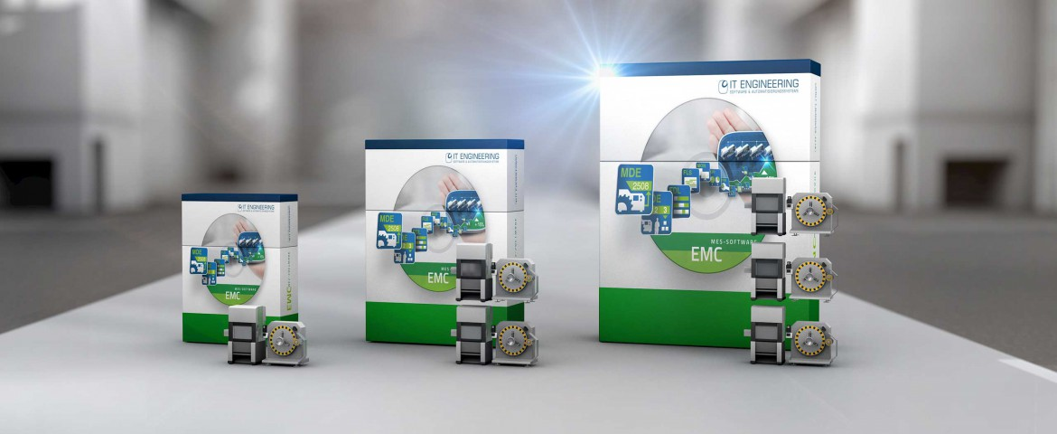 IT Engineering MES EMC Lizenzmodelle