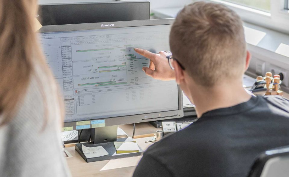 iT Engineering Manufacturing Solutions - Story Feinplanung